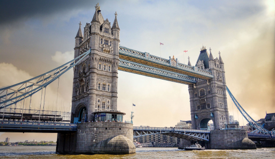 Tra i ponti di Londra: il Tower Bridge