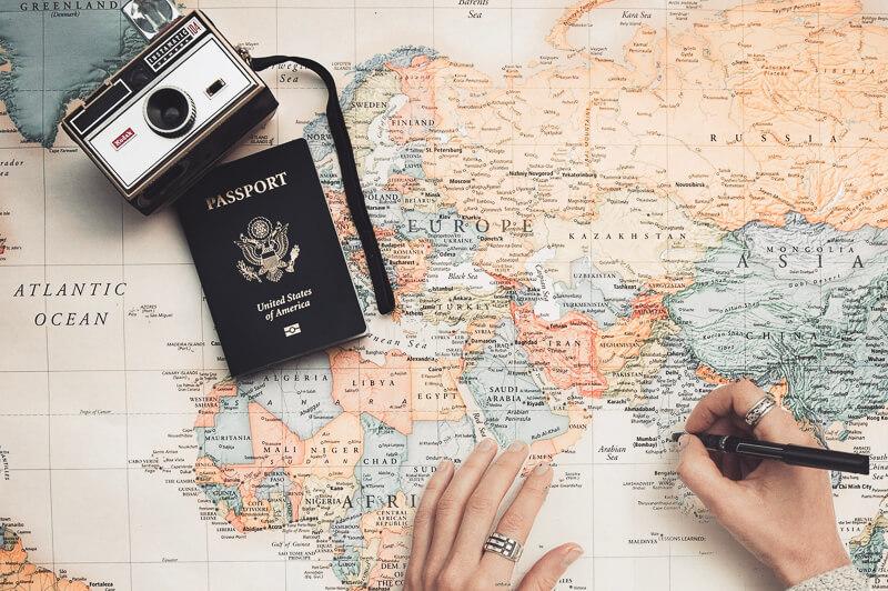 Collaborare con un blog di viaggi, blog tour